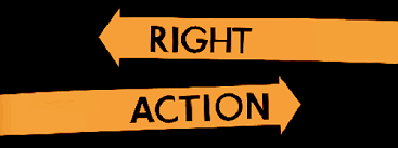Sacred Action in the World: Implementing Right Action