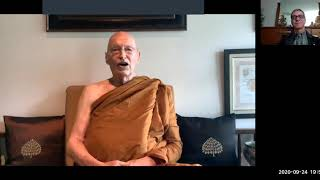 Ajahn Sumedho Talk on Consciousness with Discussion
